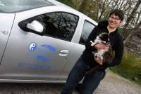 Vétérinaire, Armelle Schaffo propose de l'ostéopathie et acupuncture animalière