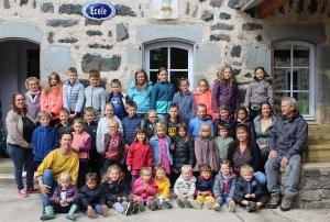 Saint-Front : 39 élèves inscrits cette année à l'école Saint-Joseph