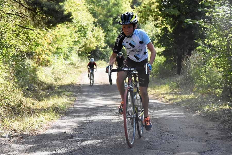 Cyclisme : Romain Fayolle en costaud sur la Grimpée Beauzacoise
