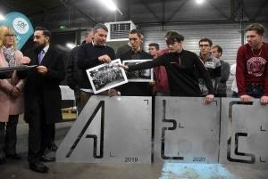 Monistrol-sur-Loire : la première promotion de l'atelier-école ressort grandie