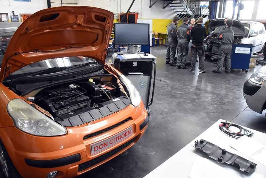 Pour la première fois en Haute-Loire, un salon professionnel de l'équipement automobile