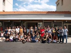 91 nouveaux diplômés à l'institut de formation des aide-soignants