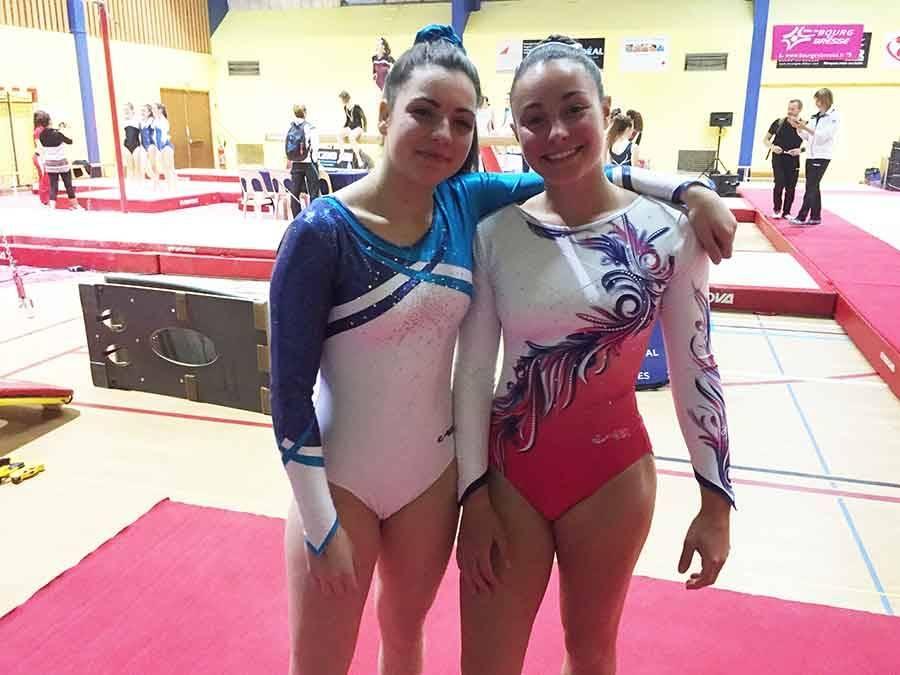Gymnastique : l'Yssingelaise Capucine Gazet championne régionale
