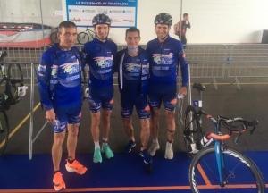 Un début d'été animé pour le Puy-en-Velay Triathlon