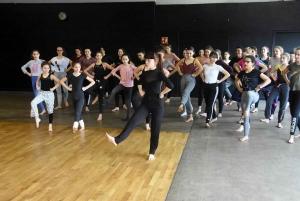Yssingeaux : des collégiens du Puy en master class avec Adèle Duportal