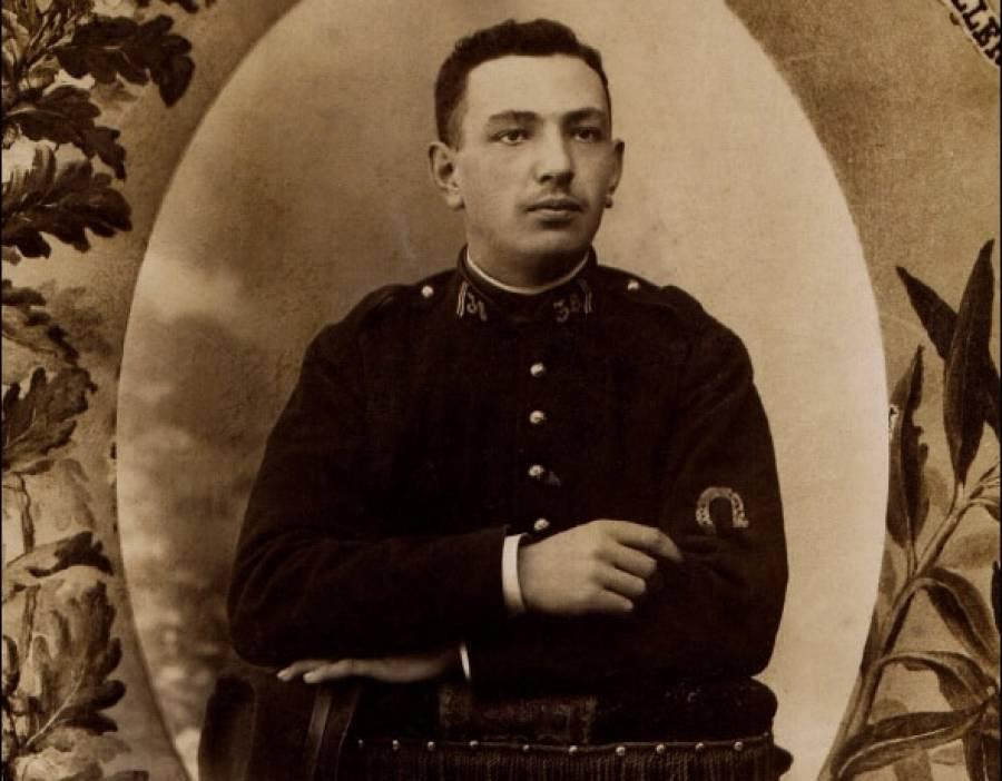 Chenereilles : il écrit la biographie de son arrière-grand-père, Poilu en 1914-18