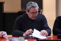 Bernard Souvignet devrait être le prochain président du Pays de Montfaucon.