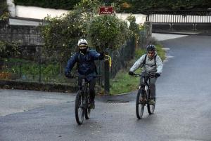 180 randonneurs à pied et en VTT à Saint-Romain-Lachalm