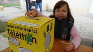 Beauzac : une urne pour soutenir le Téléthon
