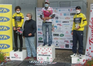Cyclisme : Serge Mayet 2e du Trophée des grimpeurs 2020