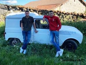 Montfaucon-en-Velay : des motos et quads sur prairie samedi pour financer leur 4L Trophy