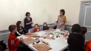 Monistrol-sur-Loire : la Faîtes des arts, de quoi s'occuper pendant les vacances