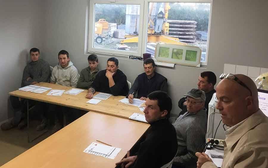 Montregard : la sécurité au travail selon l'entreprise de maçonnerie Neyron