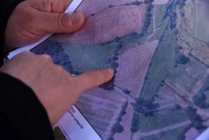 Déviation RN88 : remontés après la destruction des cabanes en bois à Saint-Hostien