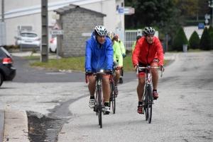 De Montélimar à Saint-Agrève en vélo pour remercier l'hôpital de Moze