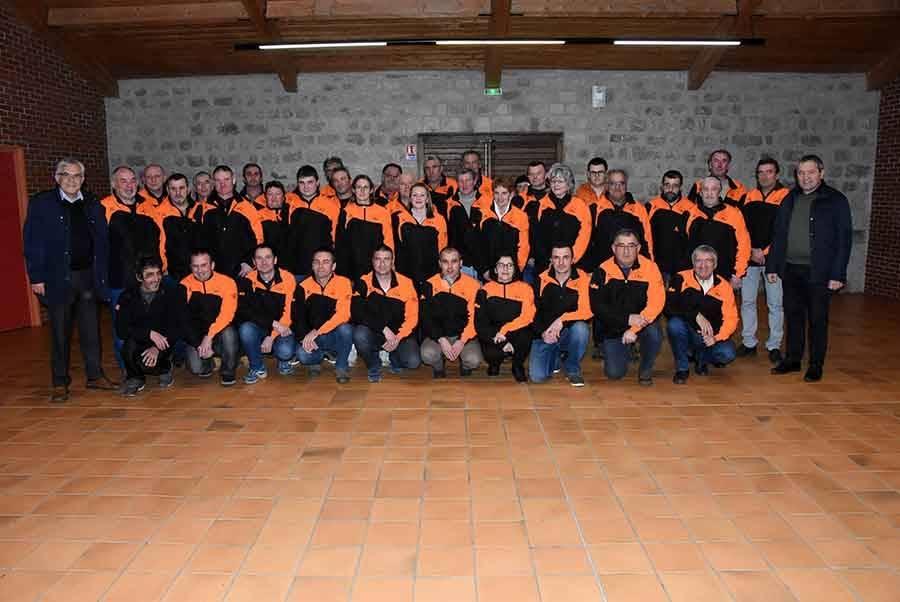 Raucoules : le nouveau club de pétanque passe à l'orange