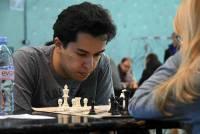Aurec-sur-Loire : un Open d'échecs très ouvert sourit au Lyonnais Yohan Benitah
