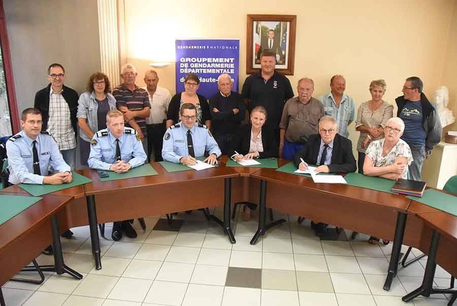 Bas-en-Basset : 35 référents engagés dans la Participation citoyenne