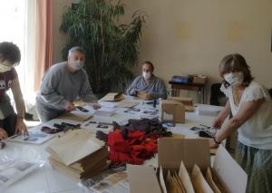 Saint-Didier-en-Velay : la distribution des masques peut démarrer