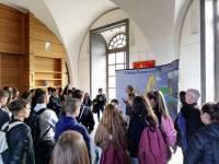 Une journée d'échanges entre collégiens altiligériens et italiens autour de l'Europe