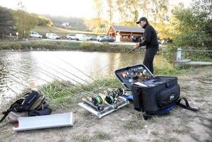 Tence : le concours de pêche du 22 août tombe à l'eau