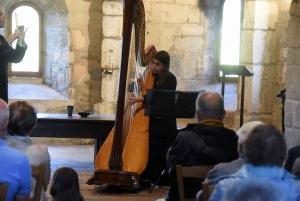 Mazet-Saint-Voy : flûte et harpe se cotoient à l'église de Saint-Voy