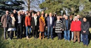 Saint-Just-Malmont : Frédéric Girodet présente sa liste pour les élections municipales