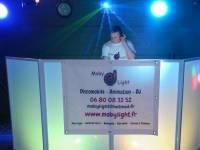 Beauzac : chef d'entreprise, il crée une disco mobile pour assouvir sa passion