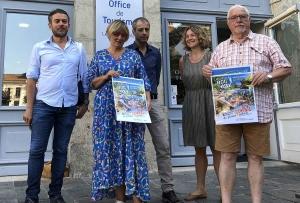 Monistrol-d'Allier : un week-end riche en sensations avec Roc et Eau les 13 et 14 juillet