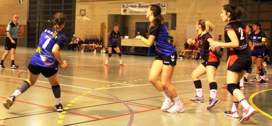 Handball : quatrième derby de l'année entre Saint-Germain/Blavozy et Loudes
