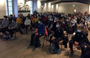 Journée de la fraternité et de la solidarité à l'ensemble scolaire Saint-Louis au Puy
