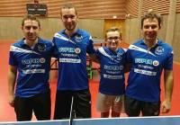 Tennis de table : Yssingeaux retrouve la Régionale 3