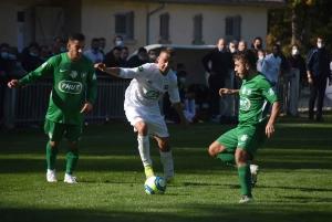 Foot : Sucs et Lignon bute sur Mozac en Coupe de France