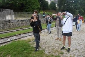 Des reporters en herbe au Chambon-sur-Lignon : rejoignez l'équipe pour des interviews