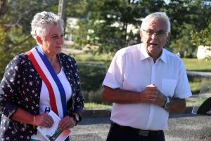 Brigitte Renaud et Jean-Pierre Marcon