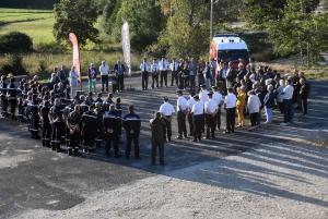 Tence : la nouvelle caserne des pompiers va sortir de terre