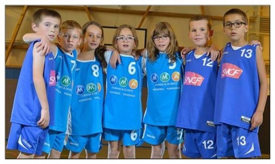 Saint-Maurice-de-Lignon : une nouvelle équipe de dirigeants au club de basket