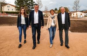 Elections départementales 2021 ; les trois ambitions de Jean-François Exbrayat et Christelle Valantin sur le Puy 4