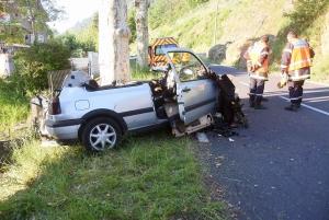 Un jeune homme de 24 ans se tue près de Vorey-sur-Arzon