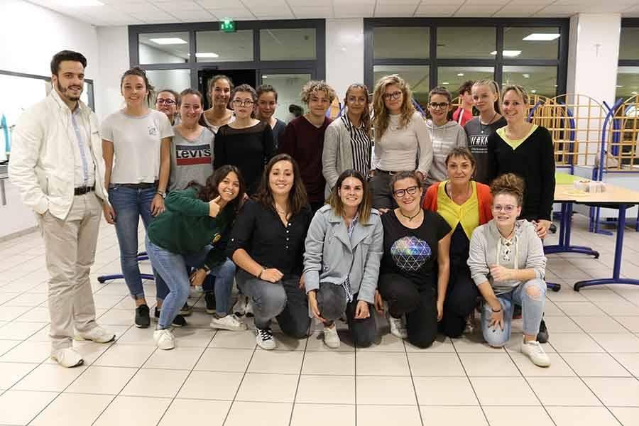 Monistrol-sur-Loire : plus de 200 randonneurs de nuit pour Solidarité Enfants