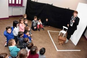Monistrol-sur-Loire : près de 400 élèves profitent d'un spectacle au Château des évêques