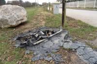 Monistrol-sur-Loire : deuxième feu de poubelles en deux jours