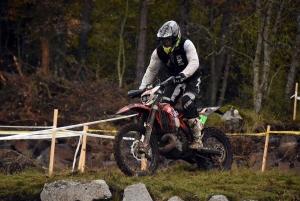 Moto enduro Xtrem : Julien Gauthier s'offre la première Transpire