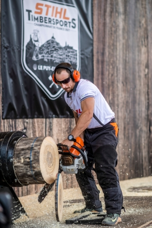 Crédit Stihl Timbersports