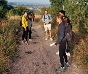 Saint-Germain-Laprade : les étudiants de l'ESEPAC ont eu leur journée d'intégration