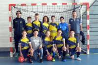 Yssingeaux : la section sportive foot finit 2e du tournoi académique