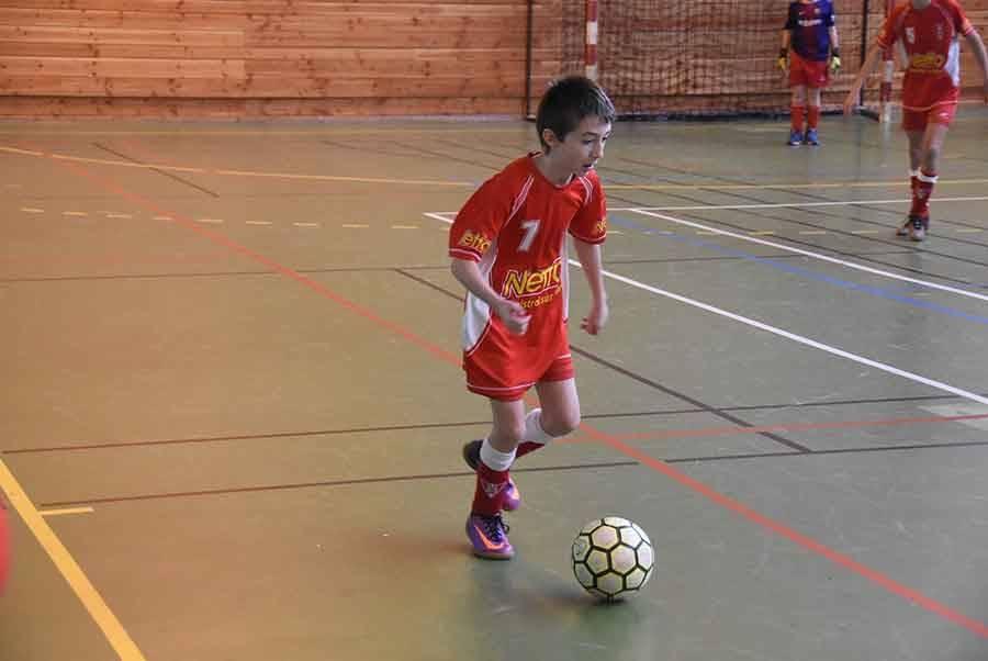 Monistrol-sur-Loire : Saint-Etienne, l'Etrat, Le Puy et Sucs et Lignon lauréats au futsal
