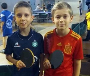 Tennis de table : cinq équipes jeunes engagées en championnat