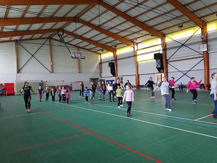 Saint-Pal-de-Mons : de la danse avant le patois avec le club ados Odafun