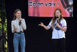 """Chadron : 20 enfants qualifiés pour la finale du concours de chant """"Ça en voix"""""""